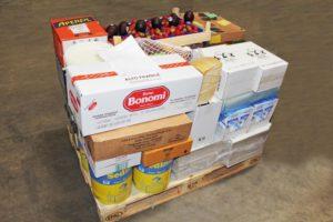 Italienische Produkte vom Großhandel