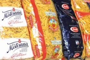 italienische Nudeln vom Großhandel
