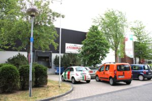 italienischer Supermarkt in Ratingen