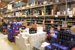 Italienischer Wein in Hamburg Bahrenfeld