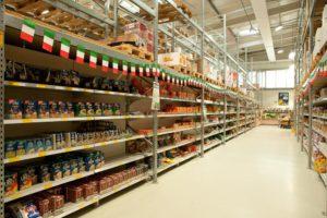 Italienische Produkte in Hamburg Bahrenfeld