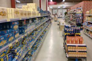 italienischer Supermarkt in Köln