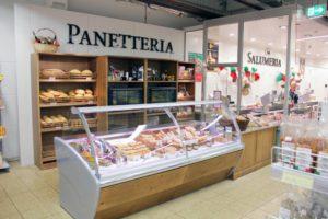 italienische Fleischtheke in Lübeck