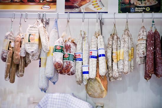 italienische Fleischtheke in Dortmund