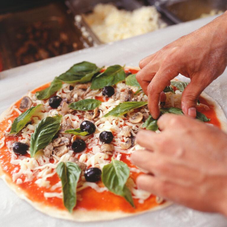 Pizzabäcker Andronaco